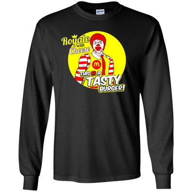 Royale with Cheese Long Sleeve