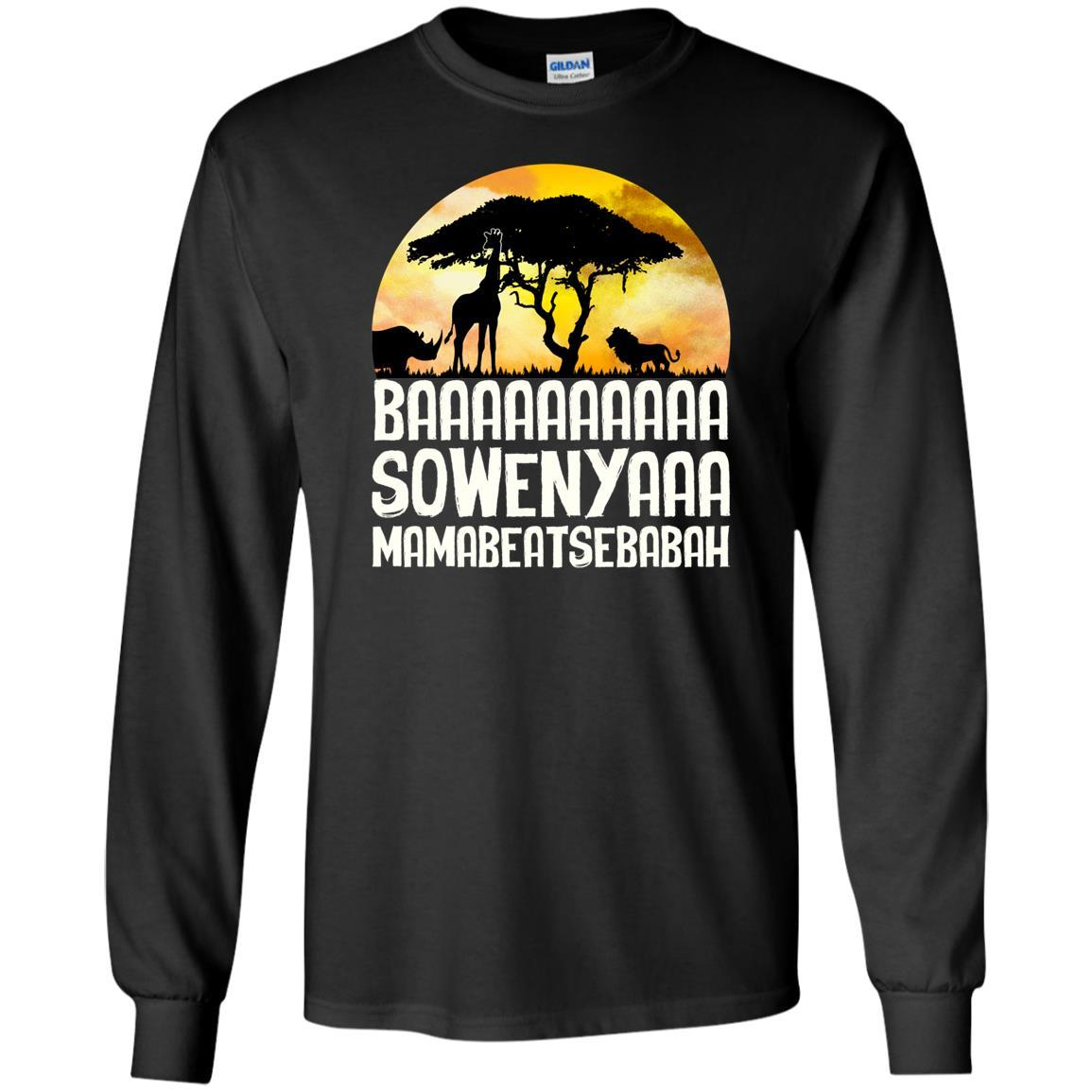 Baa Sowenya Long Sleeve