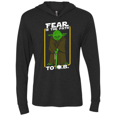 Yoda Golf Premium Light Hoodie