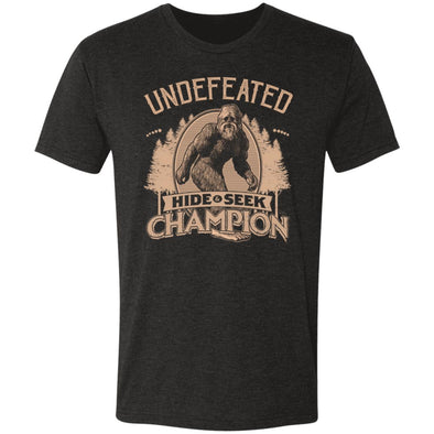 Bigfoot Champ Premium Triblend Tee