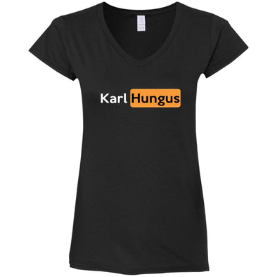 Karl Hungus Ladies V-Neck