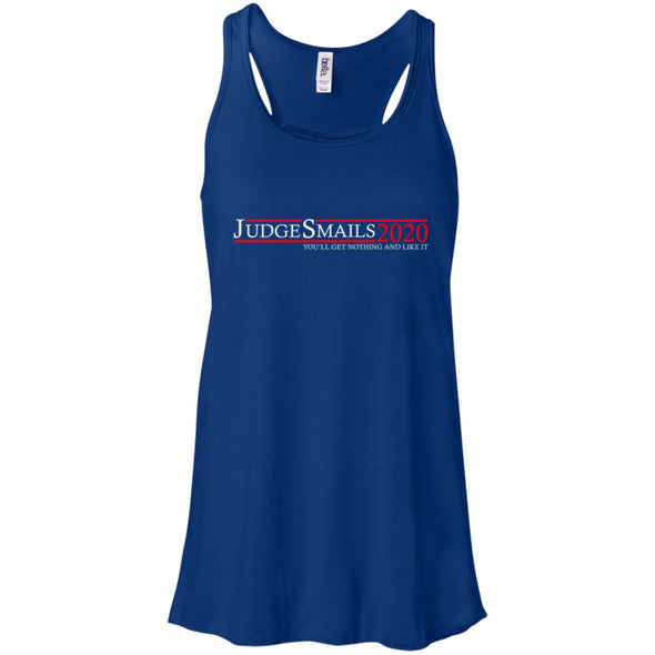 Judge Smails Flowy Tank