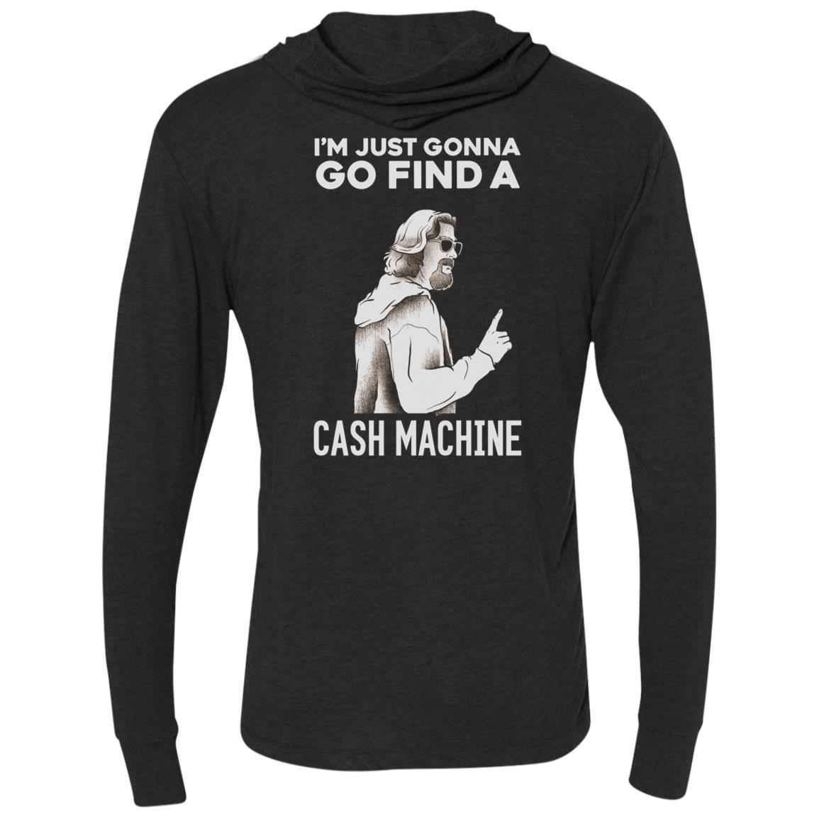 Cash Machine Premium Light Hoodie