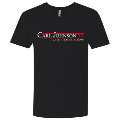CJ Johnson 20 Premium V-Neck