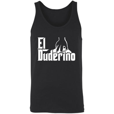 El Duderino Godfather Tank Top