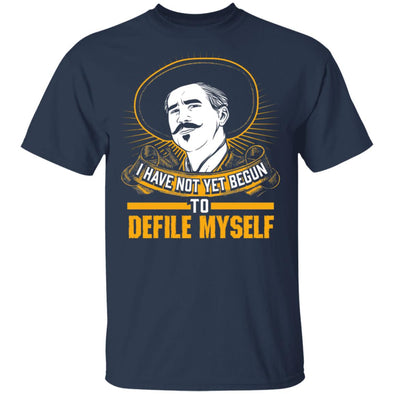 Defile Myself Heavy Tee 5.3oz
