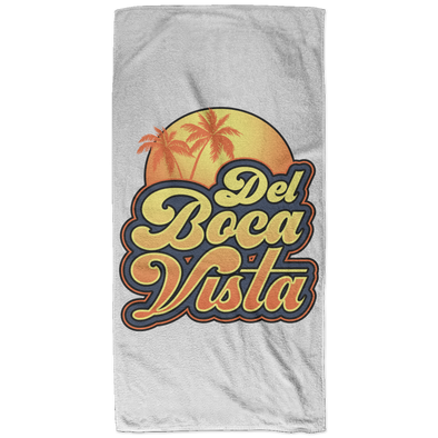 Del Boca Vista  Bath Towel