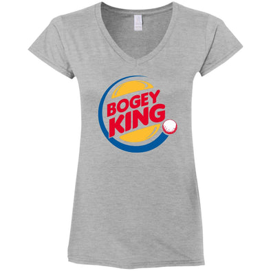 Bogey King Ladies V-Neck