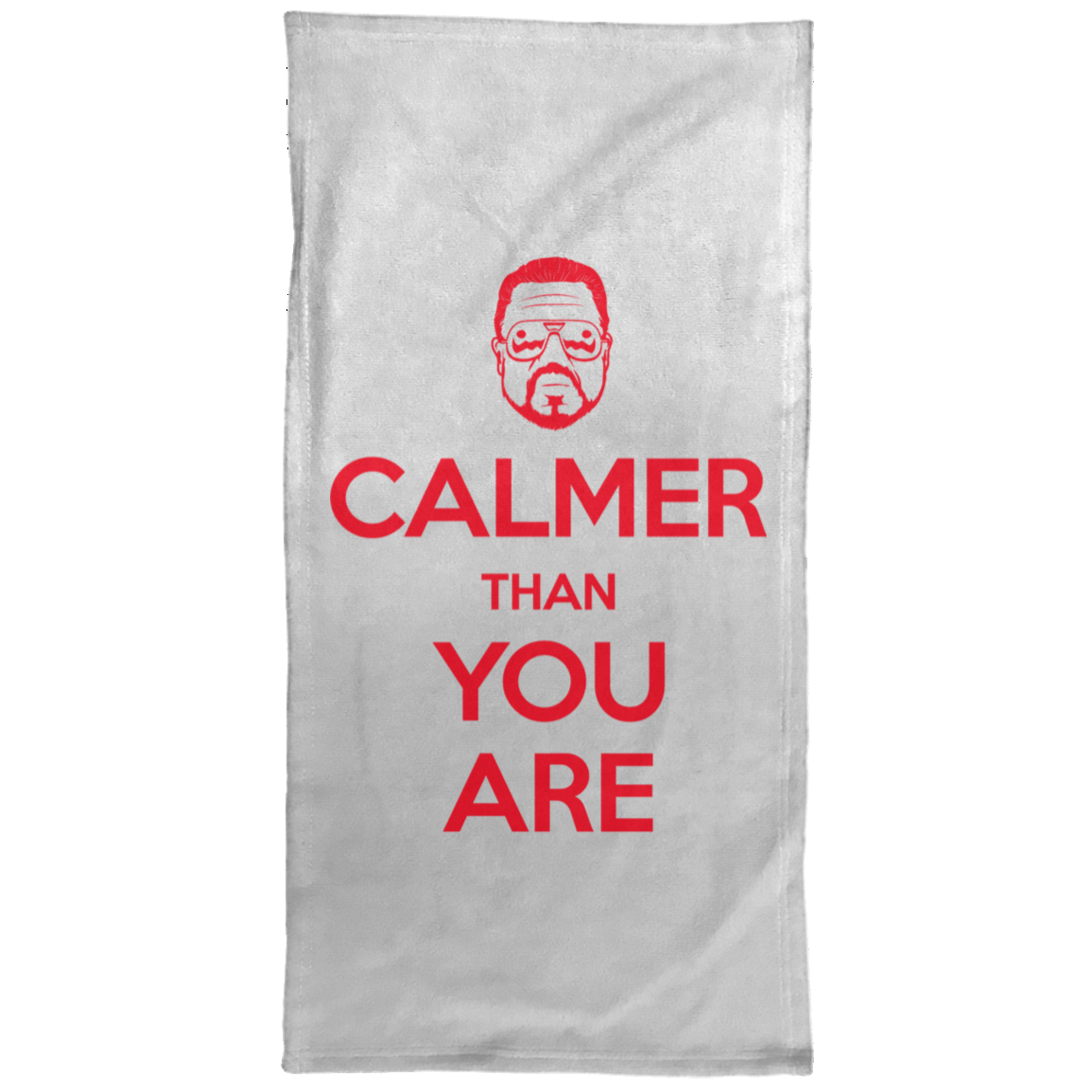 Keep Calmer Hand Towel