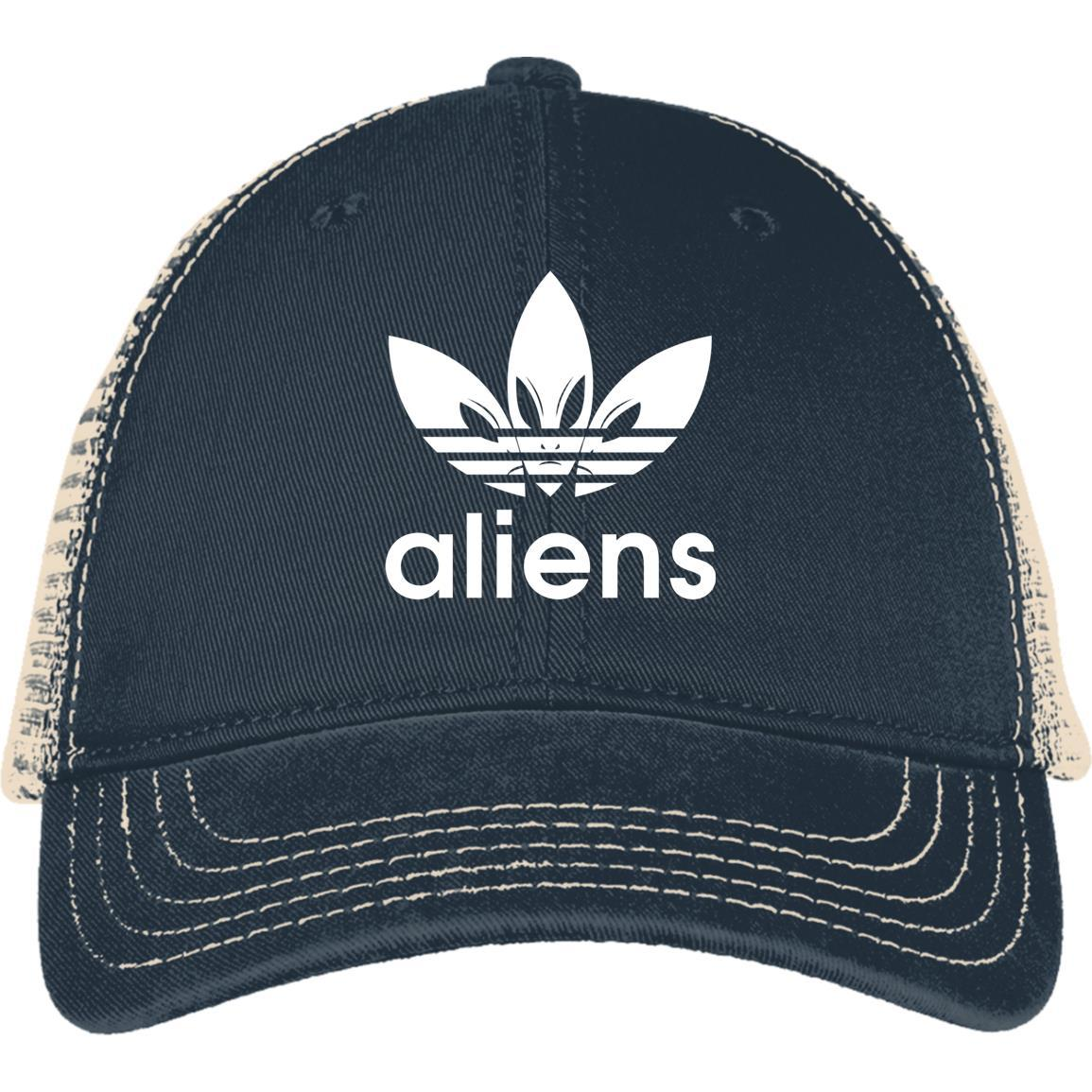 Aliens Mesh Back Cap