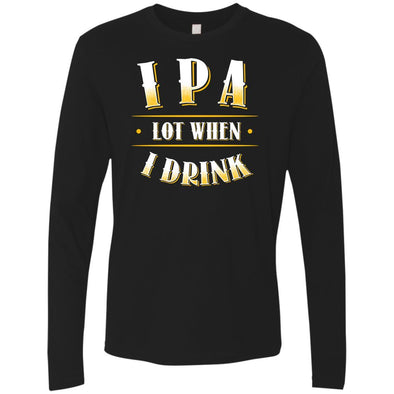 IPA Lot Premium Long Sleeve