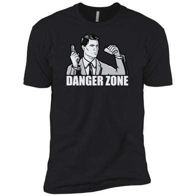 Danger Zone Soft Tee 4.3oz
