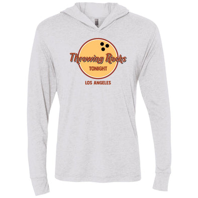 Throwing Rocks Premium Light Hoodie