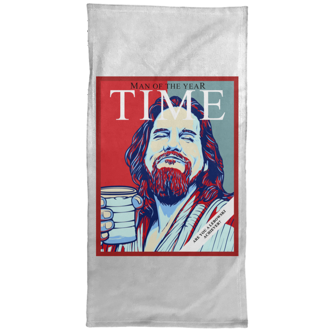Man of The Year Hand Towel
