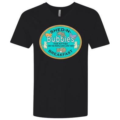 Bubbles' S&B Premium V-Neck