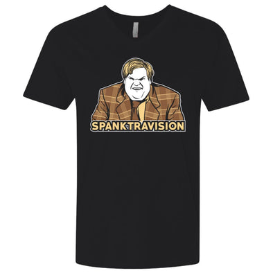 Spanktravision Light V-Neck 4.3oz