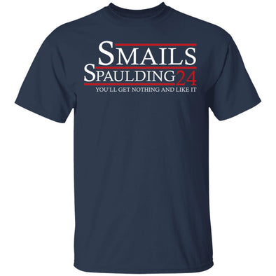 Smails Spaulding 2024 Heavy Cotton Tee