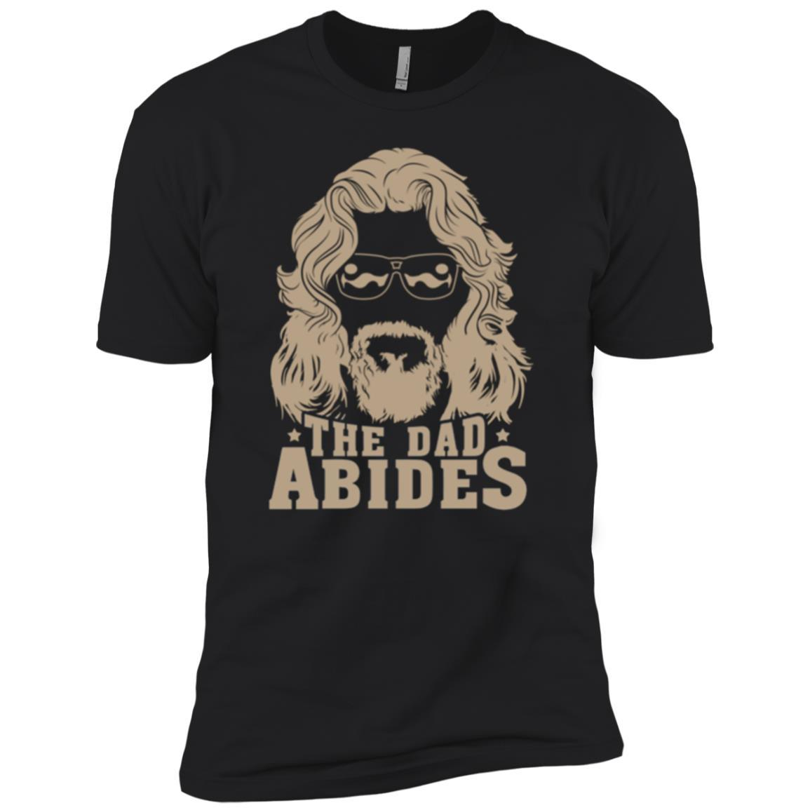 The Dad Abides Premium Tee