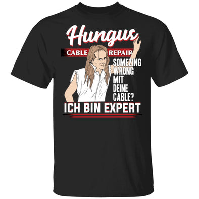 Hungus Cable Repair Unisex Tee