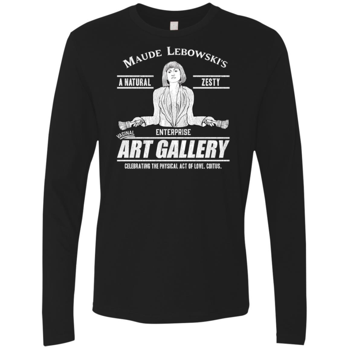 Maude's Art Gallery Premium Long Sleeve