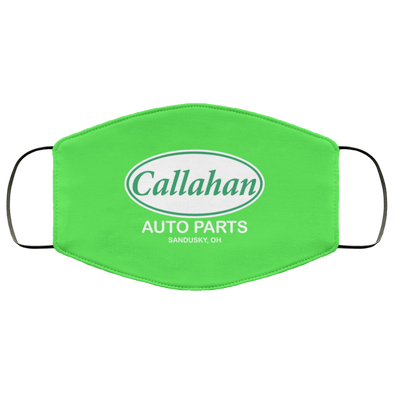Callahan Auto Face Mask (ear loops)