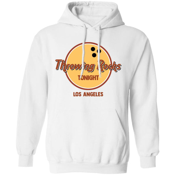 Throwing Rocks Hoodie