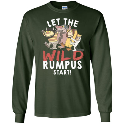 Wild Rumpus Long Sleeve