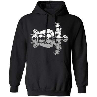 Sea Turtle Reflection Hoodie