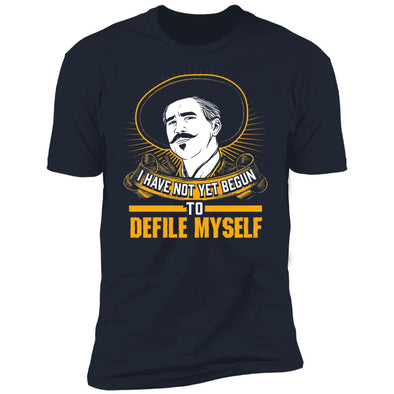 Defile Myself Soft Tee 4.3oz