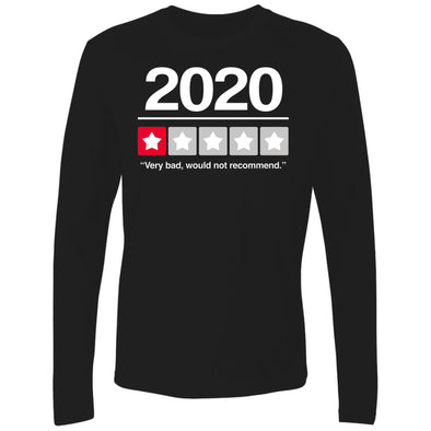 2020 Review Premium Long Sleeve