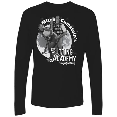Cumstein's Academy Premium Long Sleeve