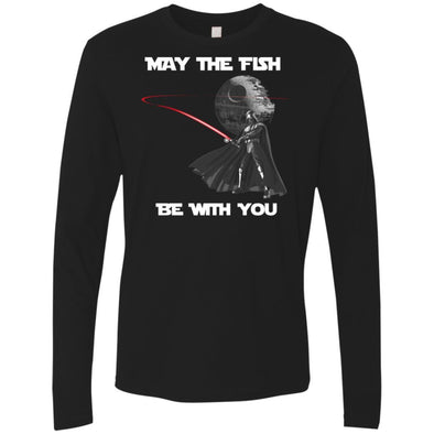 Fish Be With You Premium Long Sleeve