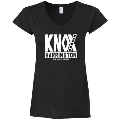 Knox Harrington Ladies Fitted V-Neck