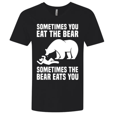 The Bear Premium V-Neck