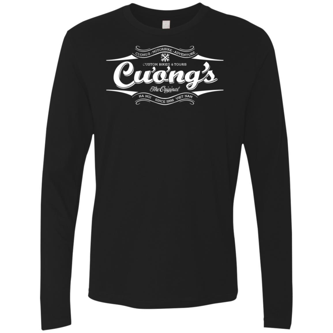 Cuongs Premium Long Sleeve