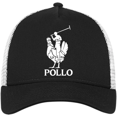 Pollo Mesh Back Hat