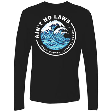 Drinking Claws Premium Long Sleeve