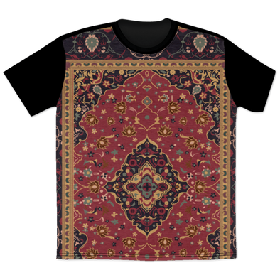 The Rug Pattern All Over Print Tee