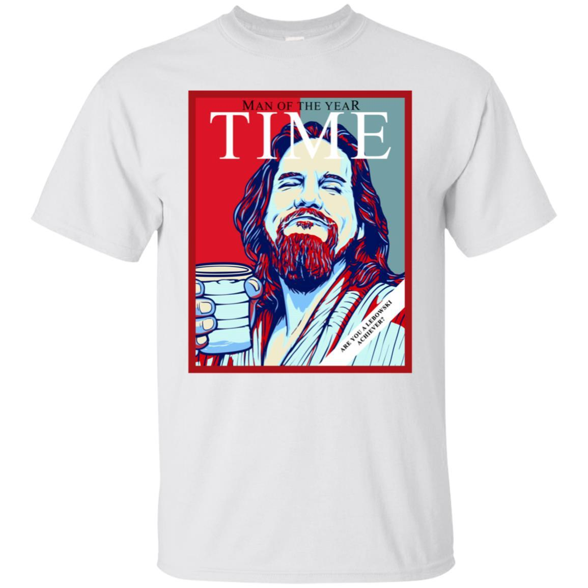 Man of The Year Unisex Tee
