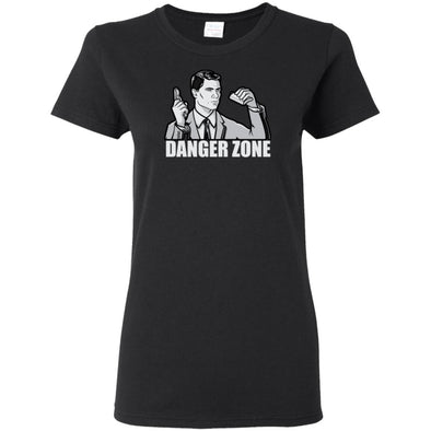 Danger Zone Ladies Tee