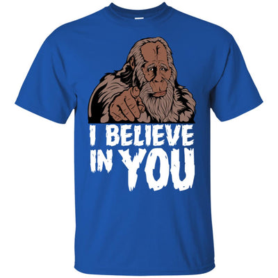 Bigfoot Believe Unisex Tee