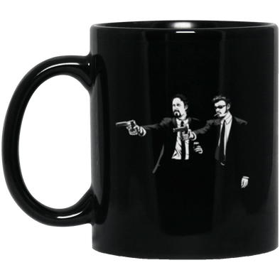 Julian Ricky Black Mug 11oz (2-sided)