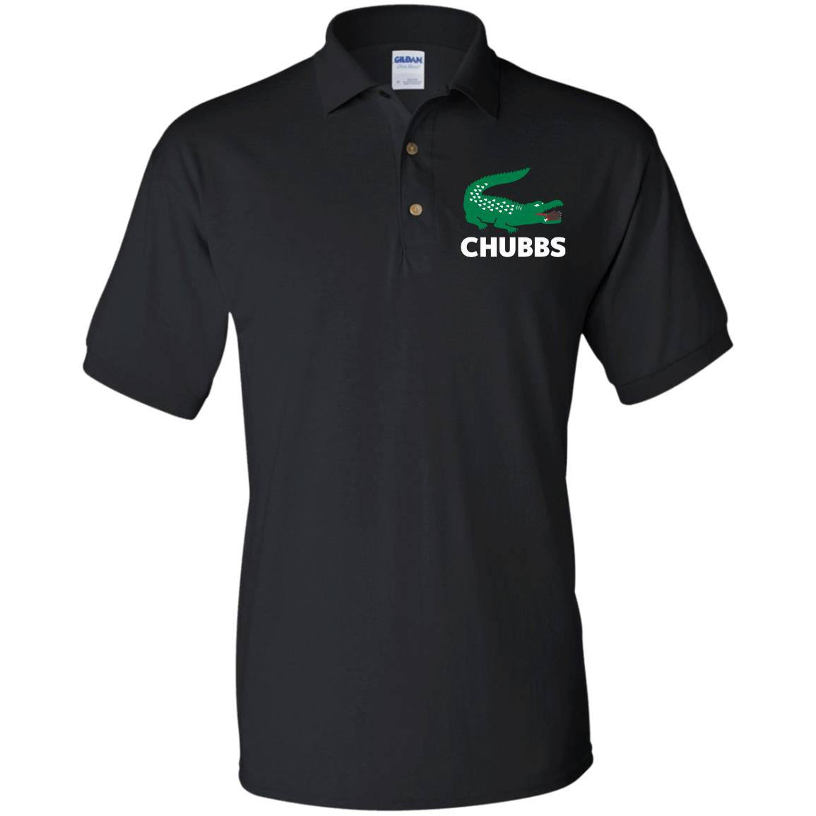 Chubbs Polo Shirt (Embroidered)