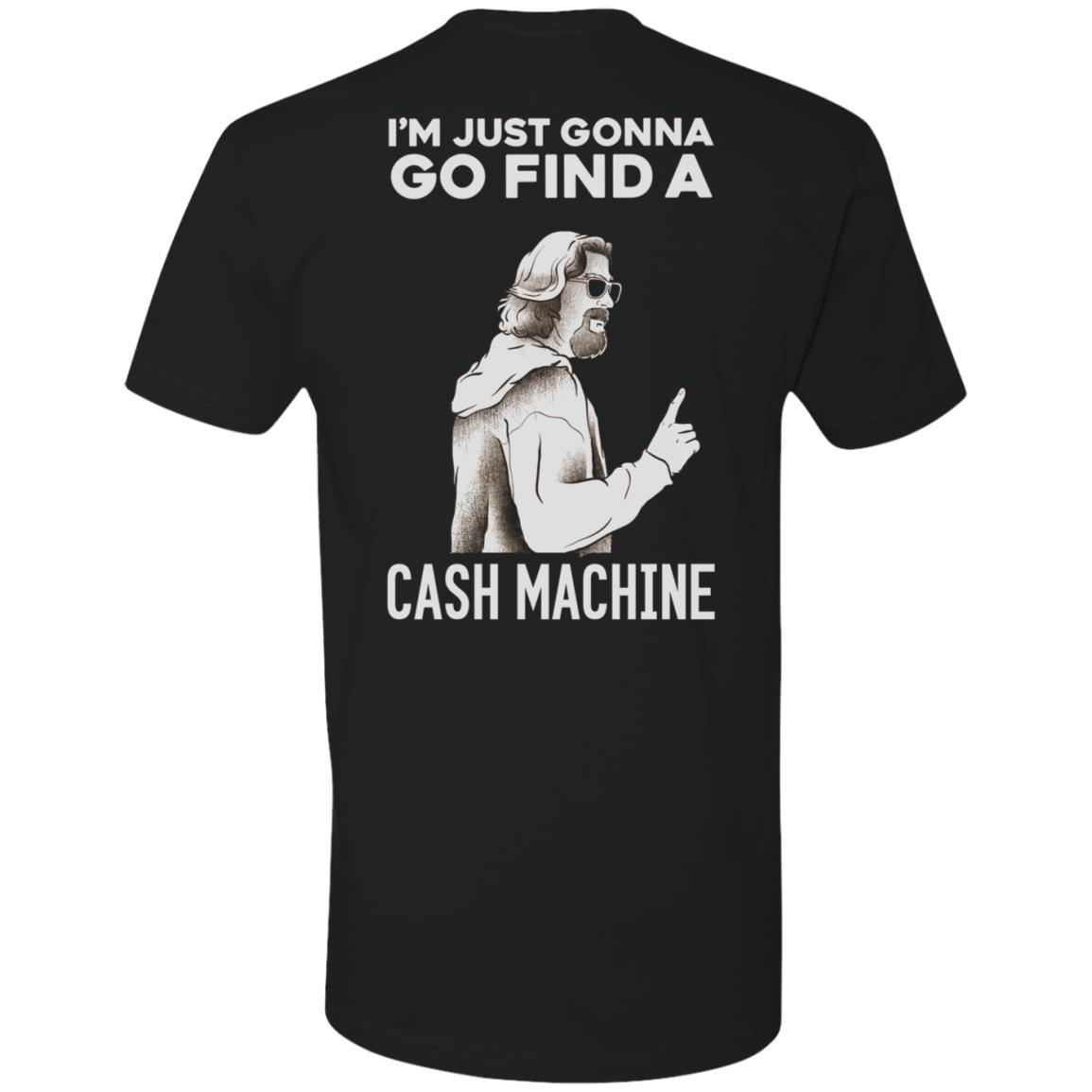 Cash Machine Premium Tee
