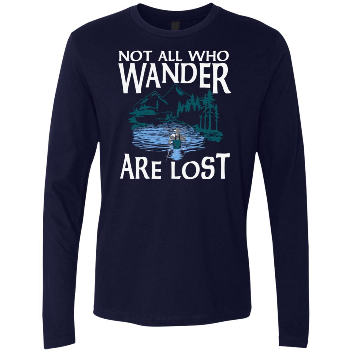Fly Wander Premium Long Sleeve