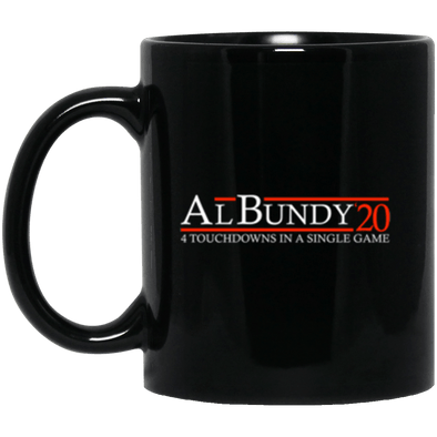 Bundy 20 Black Mug 11oz (2-sided)