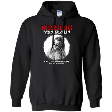 Bunny Missing Person Hoodie