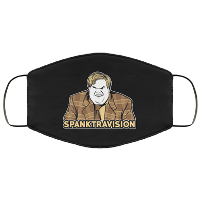 Spanktravision Face Mask (ear loops)