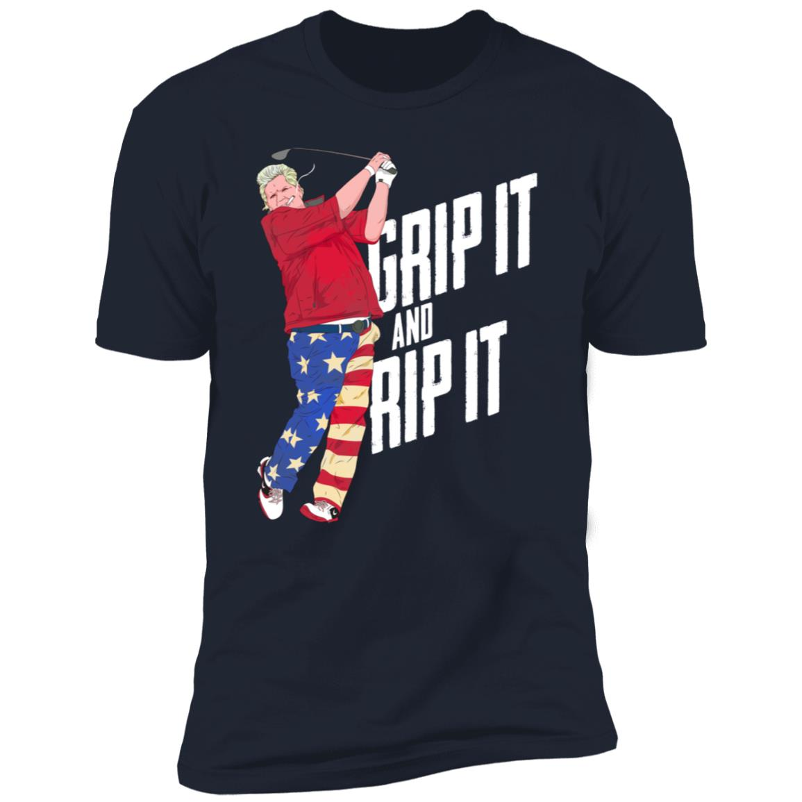 Grip and Rip Premium Tee