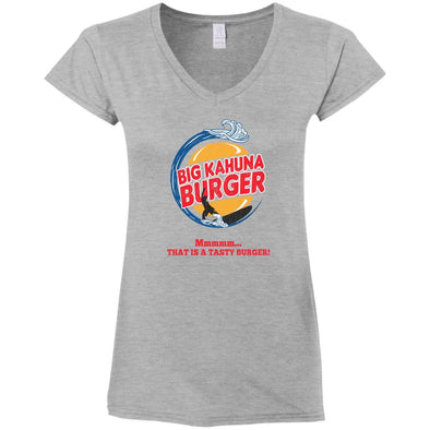 Big Kahuna Burger Ladies V-Neck